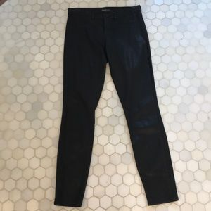 Elie Tahari Wax Jeggings